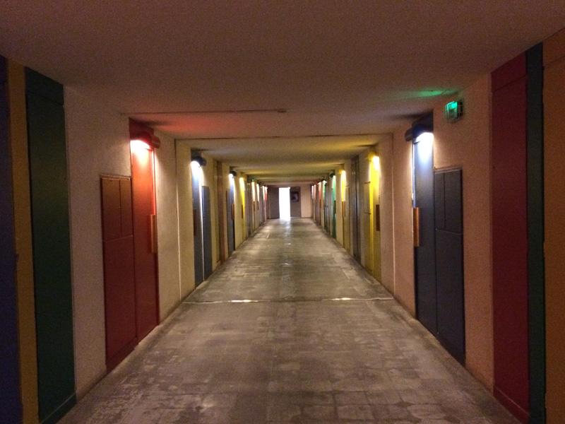 Cite Radieuse Le Corbusier de Briey France