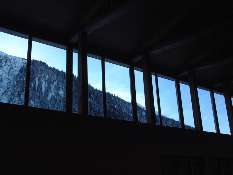 Gion A Caminada Vrin Switzerland 2002