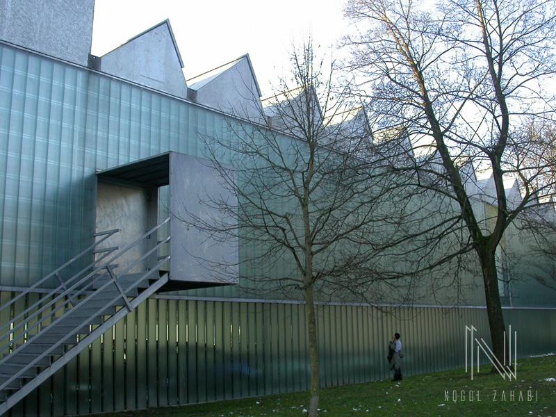 Peter Zumthor Kunsthaus Bregenz Austria 2002