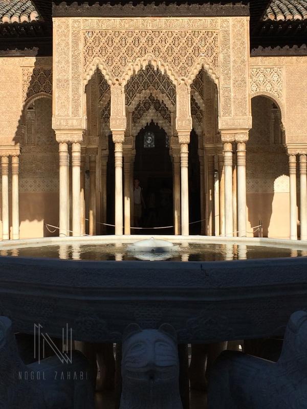 Alhambra Granada Spain 2014