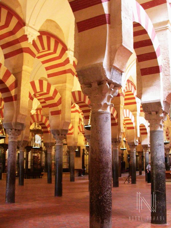 Cordoba Mosque Cordoba  Spain 2003