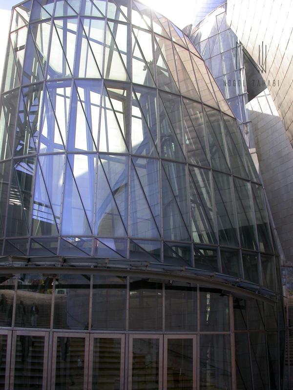 Guggenheim Museum Bilbao Spain 2005