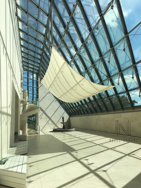 Mudam museum Luxembourg 2016