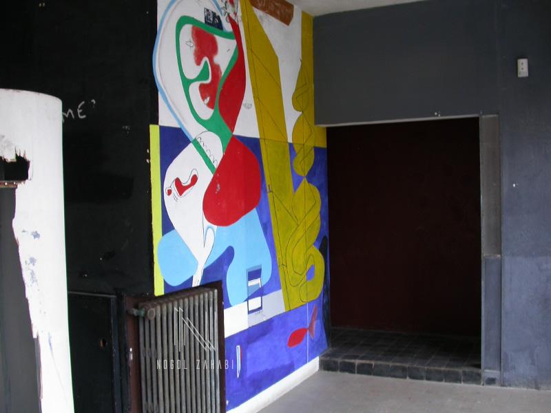 Villa E1027 Roquebrune Cap Martin France 2005